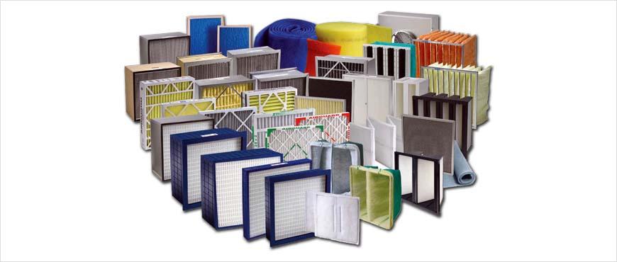 Air Filters Manufacturers Distributors Dealers